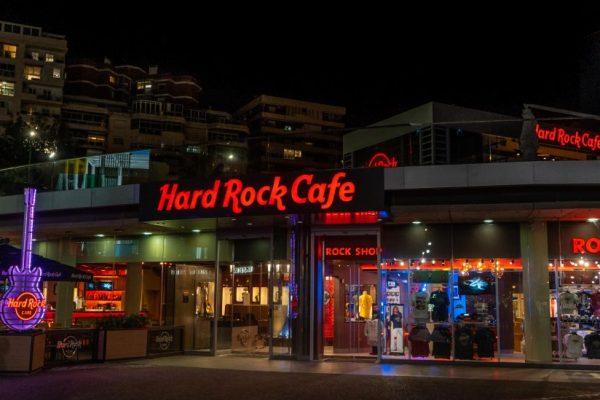 HARD ROCK CAFÉ MÁLAGA